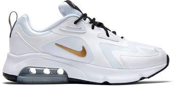 Nike Air Max 200 férfi szabadidőcipő Férfiak fehér