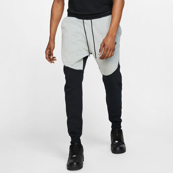 Nike Nsw Tech Fleece Jogger hosszúnadrág Férfiak szürke