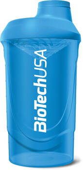 BioTech Shaker 600ml kék