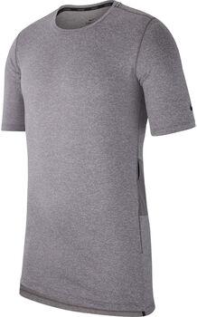 Nike Dri-FIT Top SS Fitted férfi póló Férfiak szürke
