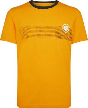 ENERGETICS Fiú-T-shirt sárga