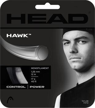 Head Hawk Rolle teniszütőhúr fekete