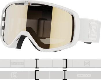 Salomon  Aksium Accessfelnőtt síszemüveg fehér