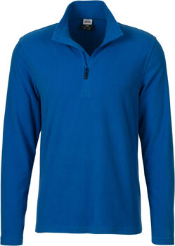McKINLEY Fleece Cortina II férfi hosszúujjú felső Férfiak kék