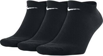 Nike Unisex Lightweight No-Show zokni (3pár) fekete