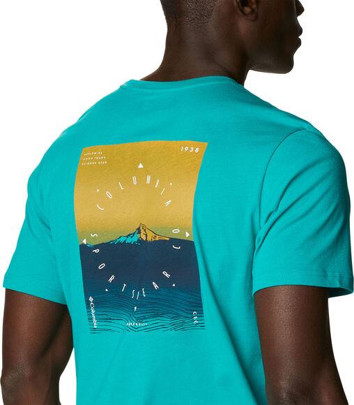 High Dune Graphicférfi póló