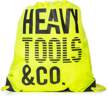 Heavy Tools Gym tornazsák fehér