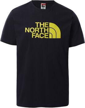 The North Face M S/S Easy férfi póló Férfiak kék
