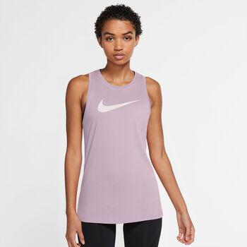 Nike  W Nk Dry Tank Iconnői top Nők lila