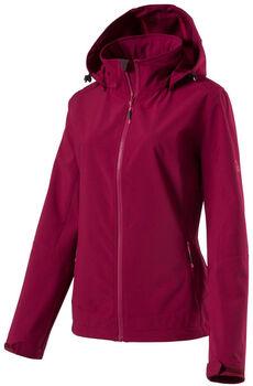 McKINLEY Trundle női softshell kabát Nők piros