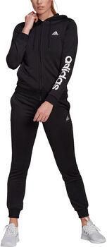 adidas W LIN FT TS női kapucnis melegítő Nők fekete