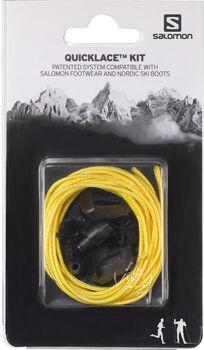 Salomon Quicklace Kit gyorsfűző sárga