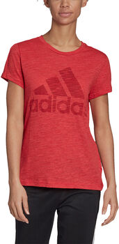 adidas W WINNERS TEE női póló Nők piros