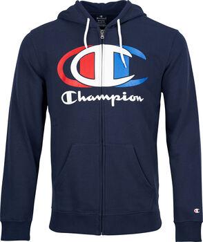 Champion Hooded férfi kapucnis felső Férfiak kék