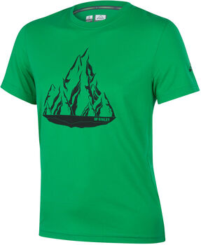 McKINLEY Active Malena férfi póló Férfiak zöld