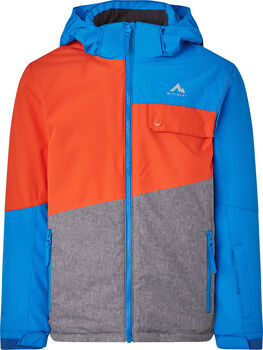 McKINLEY Snow Time Boys gyerek kabát narancssárga