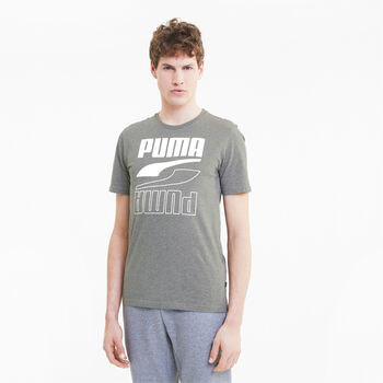 Puma Rebel férfi póló Férfiak szürke