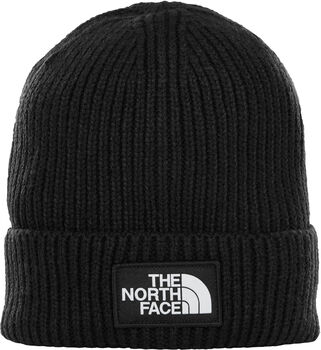 THE NORTH FACE Logo Box Cuf fekete