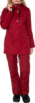 FIREFLY Daisy 10.10 női snowboardkabát Nők piros