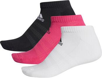ADIDAS CUSH LOW sportzokni (3 pár/csomag) rózsaszín