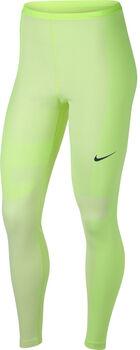 Nike Run Tech Pack Knit női futónadrág Nők sárga