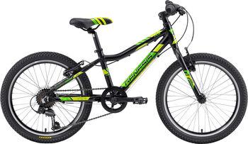 """GENESIS MX 20"""" Boy fiú MTB kerékpár fekete"""