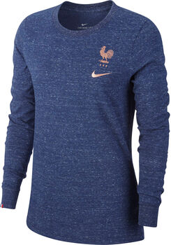 Nike FFF Long-Sleeve T-Shirt kék
