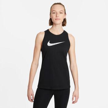 Nike  W Nk Dry Tank Iconnői top Nők fekete