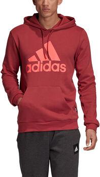 adidas MH BOS PO FT férfi kapucnis felső Férfiak piros