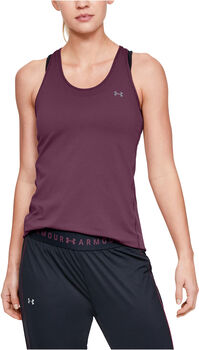 Under Armour HG Racer Tank női top Nők