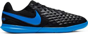 Nike Legend 8 Club IC Jr. gyerek teremfocicipő fekete