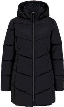 TOM TAILOR Winterly Puffer női kabát Nők fekete