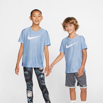 Nike B NK DRY SS gyerek póló kék