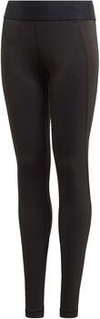 adidas  JG TR ASK TIGHTlány nadrág fekete
