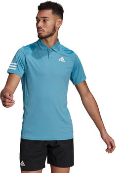 adidas  CLUB 3STR POLOférfi teniszpóló Férfiak kék