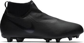 Nike Phantom VSN Academy DF gyerek stoplis focicipő Fiú fekete