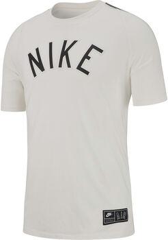 NIKE M Nsw Tee Cltr Nike Férfiak törtfehér