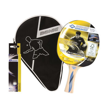 DONIC Otcharov 500 1er pingpongütő készlet sárga