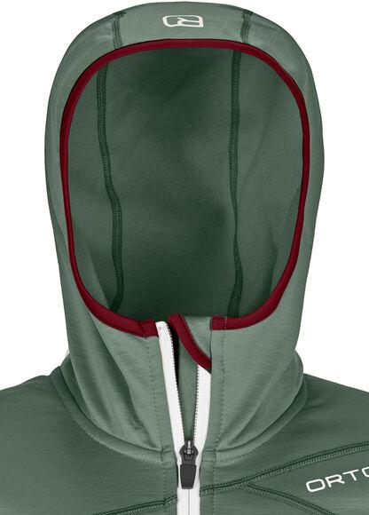 Fleece Hoody Wnői fleece kabát