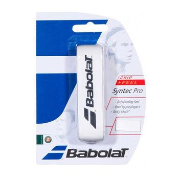 Babolat  Syntec Pro Gripmarkolatszalag fehér