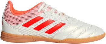 ADIDAS Copa 19.3 IN SALA J gyerek focicipő fehér