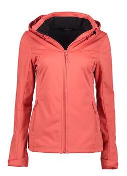 Icepeak  Boisenői softshell kabát Nők rózsaszín