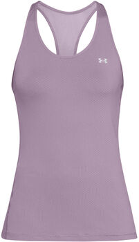 Under Armour HG Racer Tank női top Nők lila