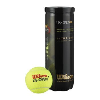 Wilson US Open teniszlabda (4db) sárga