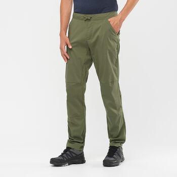 Salomon Explore Tapered férfi nadrág Férfiak zöld