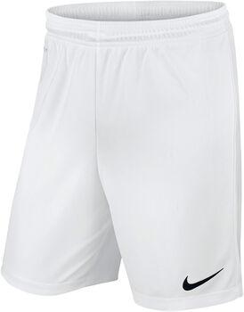 Nike Yth Park II Knit gyerek rövidnadrág fehér
