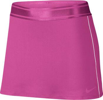 NikeCourt Dri-FIT Tennis Skirt Nők rózsaszín
