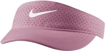 Nike Court Advantage Visor női teniszsapka rózsaszín