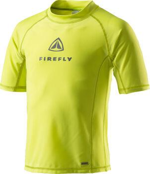FIREFLY Jestin II jrs gyerek fényvédő póló zöld