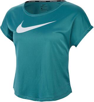 Nike W Nk Swoosh női futófelső Nők zöld
